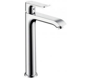 Hansgrohe Focus Single Lever Basin Mixer 190 with pop-up waste set, 1/2'' nut, 1 Tick