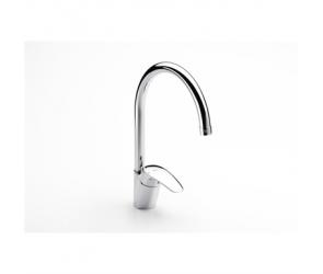 Roca Monodin Wall-mounted Kitchen Sink Mixer With Swivel Spout